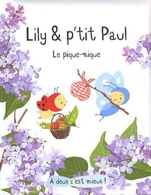 """Afficher """"Lily et p'tit Paul"""""""
