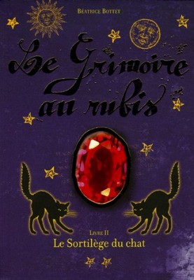 "Afficher ""Grimoire au rubis, cycle I (Le) n° 2 Sortilège du chat (Le)"""