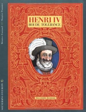 """Afficher """"Henri IV, roi de tolérance"""""""