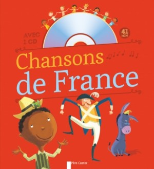 """Afficher """"Chansons de France pour les petits"""""""