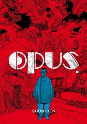 vignette de 'Opus n° 1<br /> Opus Tome 1 (Satoshi Kon)'