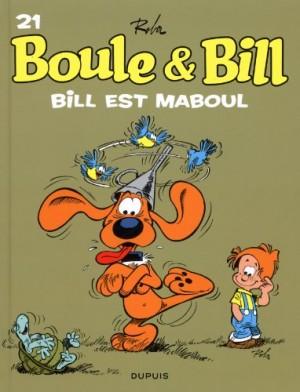 """Afficher """"Boule & Bill n° 21 Bill est maboul"""""""