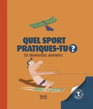 """Afficher """"Quel sport pratiques-tu ?"""""""
