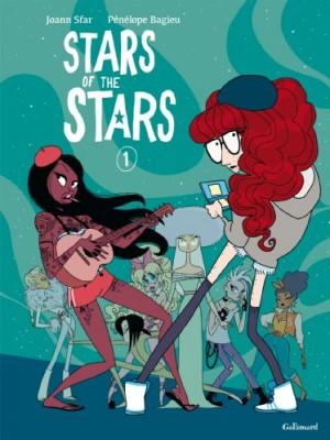 "Afficher ""Stars of the stars n° 1"""