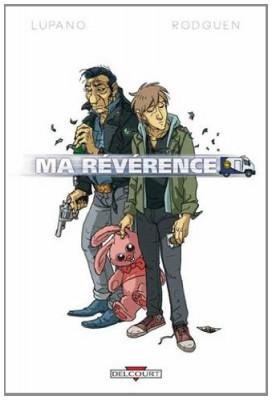 vignette de 'Ma révérence (Lupano)'