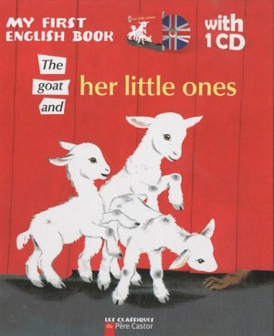 "Afficher ""The goat and her little ones"""