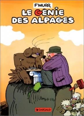 """Afficher """"Le Génie des alpages n° 1"""""""
