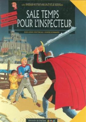 """Afficher """"Enquêtes de l'inspecteur Bayard (Les) n° 9 Sale temps pour l'inspecteur"""""""