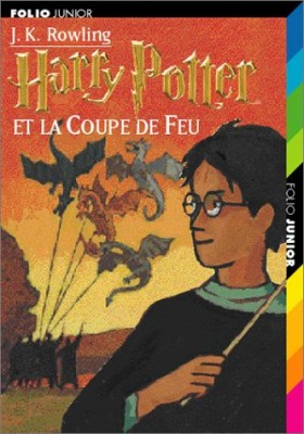 "Afficher ""Harry Potter n° 04 Harry Potter et la coupe de feu"""