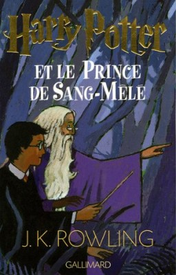 "Afficher ""Harry Potter n° 6 Harry Potter et le prince de sang-mêlé"""