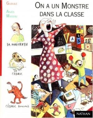 """Afficher """"On a un monstre dans la classe"""""""