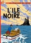 vignette de 'Les Aventures de Tintin n° 7<br /> L'île noire (Hergé)'