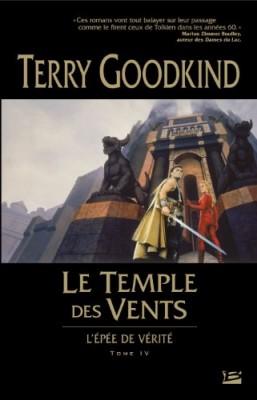 """Afficher """"L'épée de vérité n° 4 Le temple des vents"""""""