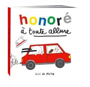 """Afficher """"Honoré à toute allure"""""""