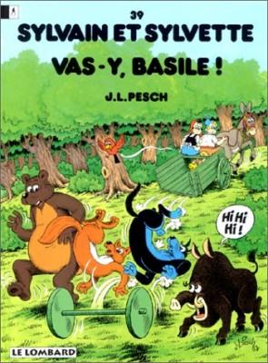 "Afficher ""Sylvain et Sylvette n° 39 Vas-y, Basile !"""