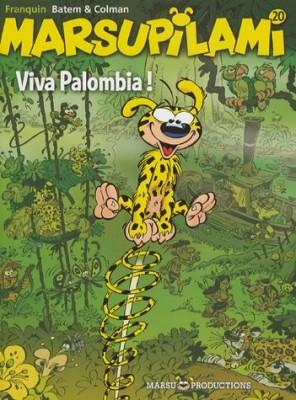 "Afficher ""Marsupilami n° 20 Viva Palombia"""