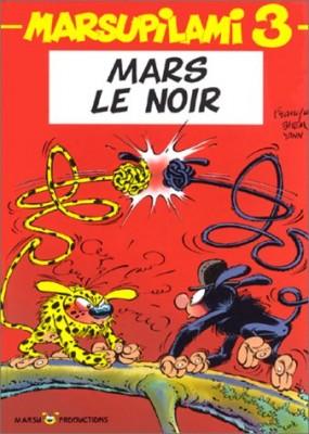 "Afficher ""Marsupilami n° 3 Mars le noir"""