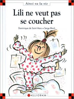 """Afficher """"Lili ne veut pas se coucher"""""""