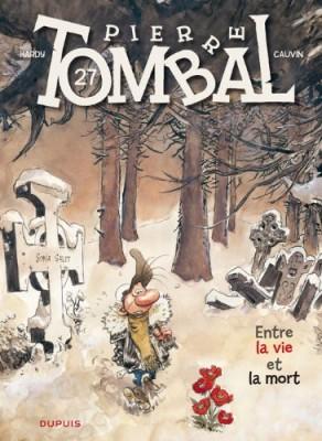 """Afficher """"Pierre Tombal n° 27 Entre la vie et la mort"""""""