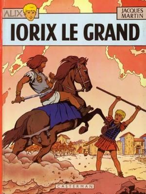 "Afficher ""Alix n° 10 Iorix le Grand"""