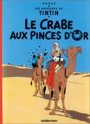 """Afficher """"Tintin n° 9 Le Crabe aux pinces d'or"""""""
