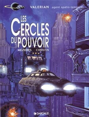 """Afficher """"Valérian agent spatio-temporel n° 15 Les cercles du pouvoir"""""""