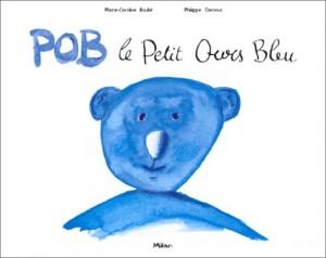 """Afficher """"Pob, le petit ours bleu"""""""