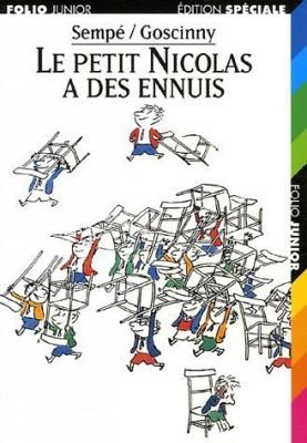 """Afficher """"Le Petit Nicolas Le petit Nicolas a des ennuis"""""""