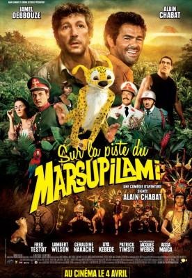 "Afficher ""Marsupilami Sur la piste du Marsupilami"""