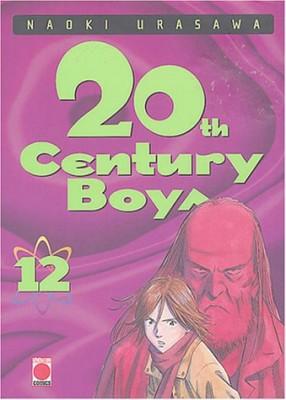 """Afficher """"20th century boys n° 12"""""""