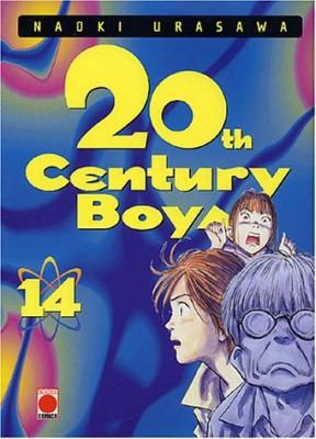 """Afficher """"20th century boys n° 14"""""""