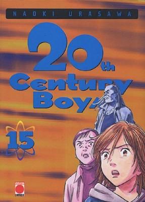 """Afficher """"20th century boys n° 15"""""""