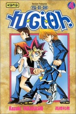 "Afficher ""Yu-Gi-Oh n° 4 Yu-Gi-Oh."""