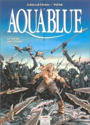 "Afficher ""Aquablue n° 9 Le totem des Cynos"""