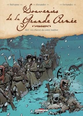 """Afficher """"Souvenirs de la Grande Armée n° 04<br /> 1812, les chasses du comte Joukhov"""""""
