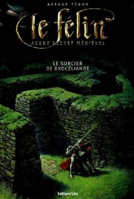 """Afficher """"Le Félin Le sorcier de Brocéliande"""""""