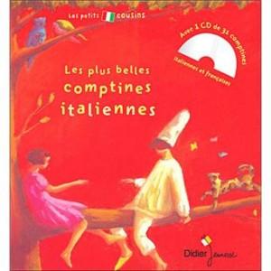 """Afficher """"Les plus belles comptines italiennes"""""""