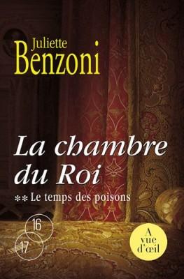 """Afficher """"Le Temps des poisons n° 2 La chambre du roi"""""""
