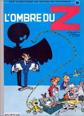 "Afficher ""Spirou et Fantasio n° 16 L'ombre du Z"""