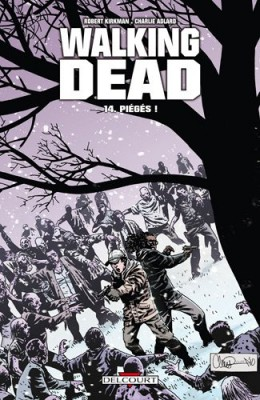 "Afficher ""Walking dead n° 14 Piégés ! : 14"""
