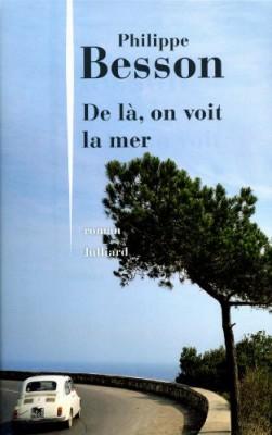 vignette de 'de là, on voit la mer (Philippe Besson)'