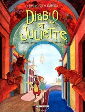 """Afficher """"Un drôle d'ange gardien. n° 3 Diablo et Juliette"""""""