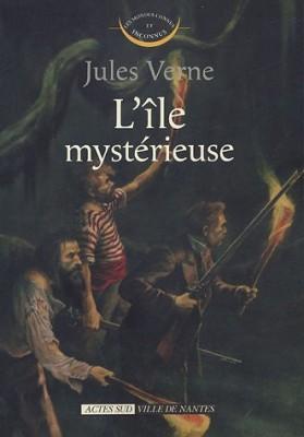 """Afficher """"L'île mystérieuse"""""""