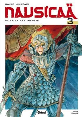 "Afficher ""Nausicaä : de la vallée du vent n° 3 Nausicaä"""