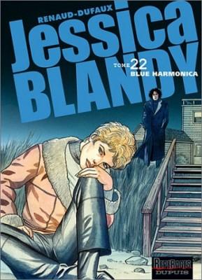 "Afficher ""Jessica Blandy n° 22 Blue harmonica"""
