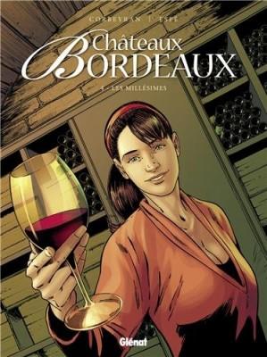 """Afficher """"Châteaux Bordeaux n° 4Les millésimes"""""""