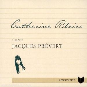 "Afficher ""Catherine Ribeiro chante Jacques Prévert"""