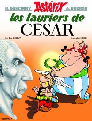 """Afficher """"Une aventure d'Astérix n° 18 Les lauriers de César"""""""