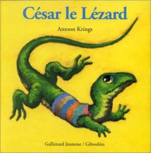 """Afficher """"César le lézard"""""""