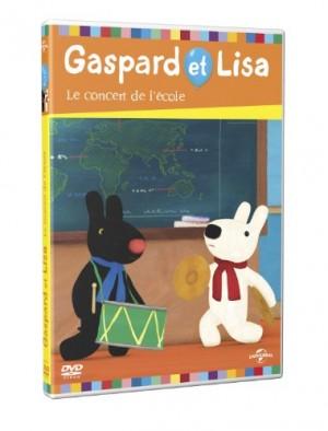 """Afficher """"Gaspard et Lisa"""""""